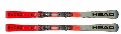 Горные лыжи HEAD Supershape i.Rally с креплениями PRD 12 GW (19/20)