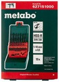 Набор сверл Metabo 627151000, 19 шт.