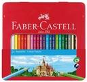 Faber-Castell Цветные карандаши Замок 24 цвета (115824)