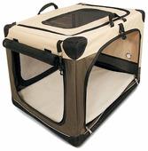 Переноска-домик для собак Triol Дом-тент 1041AXXL 122х76х74 см