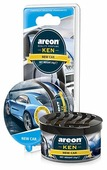 AREON Ароматизатор для автомобиля Ken Blister New Car AKB11 35 г