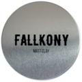 Fallkony глина для волос Matt Clay