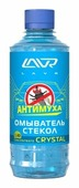 Жидкость для стеклоомывателя Lavr Ln1226, 0°C, 0.33 л