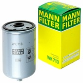 Топливный фильтр Mann-Filter WK713