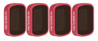 Набор светофильтров PGYTECH Filter for OSMO Pocket (P-18C-014)
