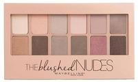 Maybelline Палетка теней для век The Blushed Nudes