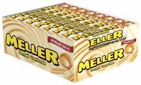 Ирис Meller Белый шоколад 24 шт.