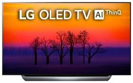 """Телевизор OLED LG OLED55C8 54.6"""" (2018)"""