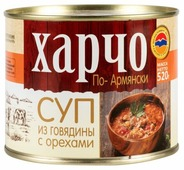 Ecofood Харчо по-армянски 520 г