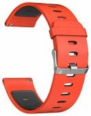 Lyambda Универсальный силиконовый ремешок Adhara для часов 22 mm