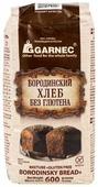 Гарнец Смесь для выпечки Бородинский хлеб без глютена, 0.6 кг
