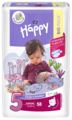 Bella Baby happy подгузники adventure 5 (12-25 кг) 58 шт.