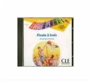 Finale a Trois Audio CD Only. Level 5