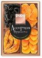 Смесь сухофруктов PUPO Gold Collection фруктовое ассорти №1 курага, чернослив, банан, персик 230 г