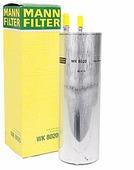 Топливный фильтр Mann-Filter WK8020