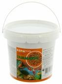 Сухой корм Зоомир Гаммарус для декоративных прудовых и аквариумных рыб для рыб, рептилий, ракообразных