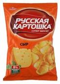 Чипсы Русская картошка картофельные Сыр