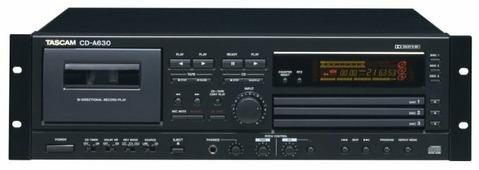 CD-чейнджер Tascam CD-A630