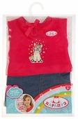 Карапуз Юбка и футболка для кукол 40-42 см OTF-1913S-RU