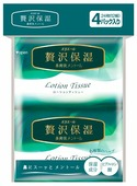 Платочки Elleair Lotion Tissue Menthol