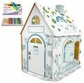 Домик Дом Гном с набором пастели ДГ-МП12