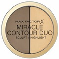 Max Factor Палетка для контуринга Miracle Contour Duo Sculpt and Highlight