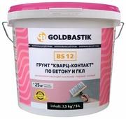 Грунтовка GOLDBASTIK кварц-контакт (5 л)