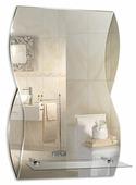 Зеркало Mixline Домино 525470 39.5x60 см без рамы
