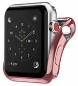 Чехол INTERSTEP Спортивный, силикон для Apple Watch 40mm