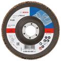 Лепестковый диск BOSCH Standard for Metal 2608603659