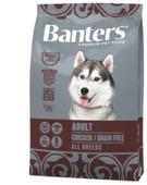 Корм для собак Banters курица с картофелем