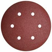 Шлифовальный круг на липучке ПРАКТИКА 031-563 150 мм 5 шт