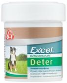 8 IN 1 8в1 Excel Deter Coprophagia кормовая добавка против поедания фекалий для собак, 100таб