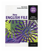 """Oxenden Clive """"New English File. Beginner. Student's Book"""""""