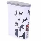 Контейнер для корма CURVER Кошки 4.5 л