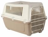 Переноска-клиппер для кошек MP Bergamo Vision Plastic 55 54х36х37 см