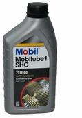 Трансмиссионное масло MOBIL Mobilube 1 SHC 75W-90