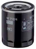 Масляный фильтр MANNFILTER W712/4