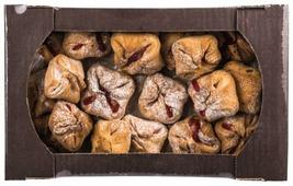 Печенье Арт-Кондитер Розанчик с клюквенным конфитюром 500 г