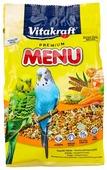 Vitakraft Корм Menu для волнистых попугаев