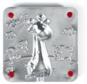 Форма для мармелада Леденцовая фабрика Жираф (0054)