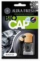 AURA FRESH Ароматизатор для автомобиля Bio Cap Black Ice 6 мл