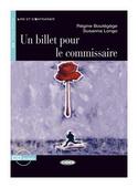 """R. Boutegege """"Un Billet pour le commissaire"""""""