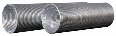 Гибкий воздуховод ERA, 13ВА, металл, гофрированный, до 3 м