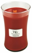 Свеча WoodWick Cinnamon Chai (93104), большая
