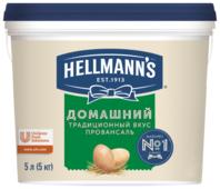 Hellmann's Майонез Hellmann s Домашний 25%
