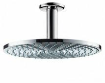 Верхний душ встраиваемый hansgrohe Raindance S 180 1jet 27472000 хром