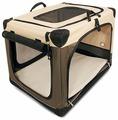 Переноска-домик для собак Triol Дом-тент 1041AM 76х50.5х48 см