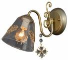 Настенный светильник ESCADA 656/1A Gold