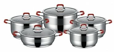 Набор посуды Sofram Slicon SOF-10109 10 пр.